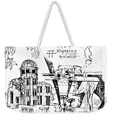 5.28.japan-6-detail-c Weekender Tote Bag