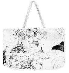 5.29.japan-6-detail-d Weekender Tote Bag