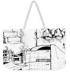 5.31.japan-7-detail-a Weekender Tote Bag