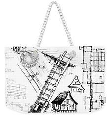 5.37.japan-8-detail-c Weekender Tote Bag