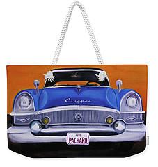 55 Clipper Weekender Tote Bag