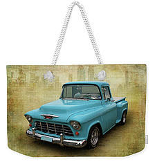 55 Stepside Weekender Tote Bag by Keith Hawley