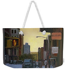 55th And 5th Weekender Tote Bag