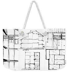 5.6.japan-2-left-side Weekender Tote Bag