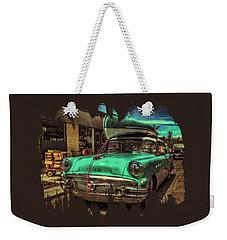 57 Buick - Just Coolin' It Weekender Tote Bag