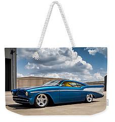 '57 Chevy Custom Weekender Tote Bag by Douglas Pittman