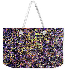 57-offspring While I Was On The Path To Perfection 57 Weekender Tote Bag