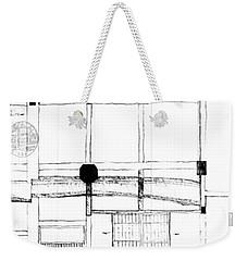 5.7.japan-2-right-side Weekender Tote Bag