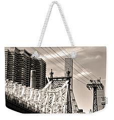 59th Street Bridge No. 4-1 Weekender Tote Bag