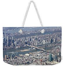 59th Street Bridge Weekender Tote Bag