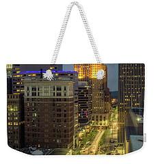 5th Street Cincinnati Weekender Tote Bag