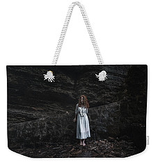 Weekender Tote Bag featuring the photograph Aretusa by Traven Milovich