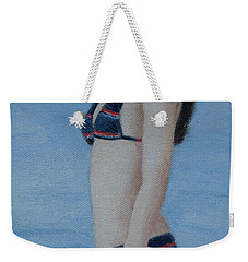 At The Lake Weekender Tote Bag