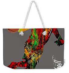 Basketball Collection Weekender Tote Bag