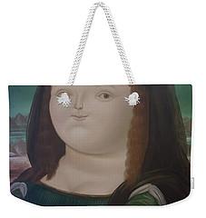 Bogota Museo Botero Weekender Tote Bag