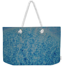 Weekender Tote Bag featuring the painting Calm Mind by Kyung Hee Hogg