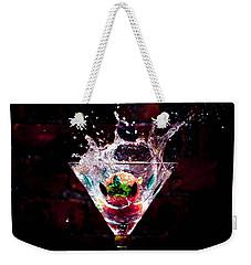 Cocktail Weekender Tote Bag