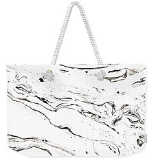 6 Feet Under Weekender Tote Bag by Uma Gokhale