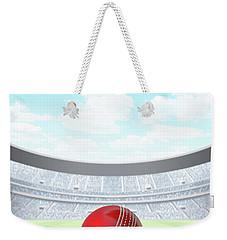 Floodlit Stadium Day Weekender Tote Bag