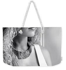 Gemma Weekender Tote Bag