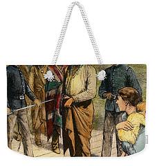 Geronimo (1829-1909) Weekender Tote Bag