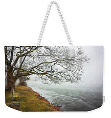 Green Pond New Jersey Winter C409 Weekender Tote Bag