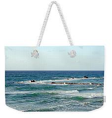 Jaffa Beach 4 Weekender Tote Bag