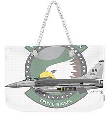 Lockheed Martin F-16c Viper Weekender Tote Bag