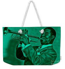 Louis Armstrong Collection Weekender Tote Bag