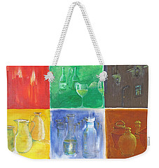 6 Panes Of Existence Weekender Tote Bag