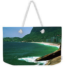 Rio De Janeiro Brazil Weekender Tote Bag