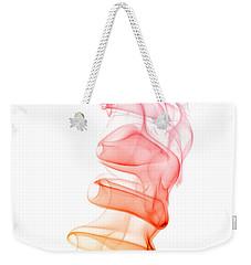smoke XIX Weekender Tote Bag by Joerg Lingnau