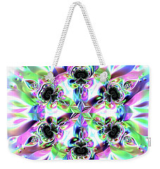 6 Star Crystal 1 Weekender Tote Bag by Robert Thalmeier