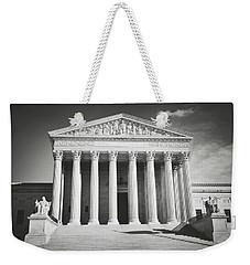 Supreme Court Building Weekender Tote Bag