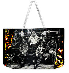 The Allman Brothers Collection Weekender Tote Bag by Marvin Blaine