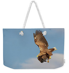 White-tailed Eagle Weekender Tote Bag