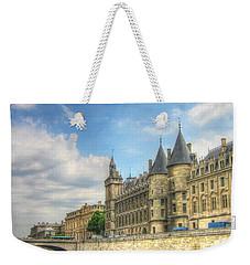 Yury Bashkin Paris Weekender Tote Bag
