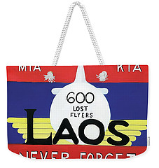 600 Lost Flyers Weekender Tote Bag