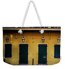 613 Doors And Lights Weekender Tote Bag