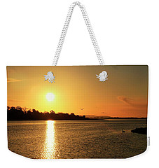 6.25am Weekender Tote Bag