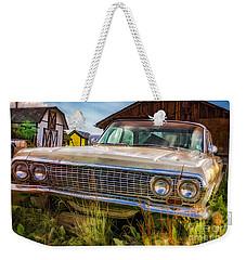 63 Impala Weekender Tote Bag