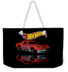 '69 Chevy Corvette-2 Weekender Tote Bag