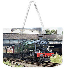 6990 Witherslack Hall Departing Loughborough Weekender Tote Bag
