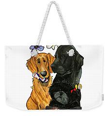 7-1396 Scallon Weekender Tote Bag