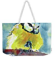 Bird Weekender Tote Bag by Kovacs Anna Brigitta