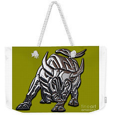 Bull Collection Weekender Tote Bag
