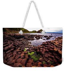 Giant's Causeway Weekender Tote Bag