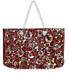 #7 Weekender Tote Bag