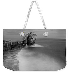 Portland Bill Seascapes Weekender Tote Bag