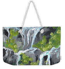 7 Scared Pools Maui Weekender Tote Bag